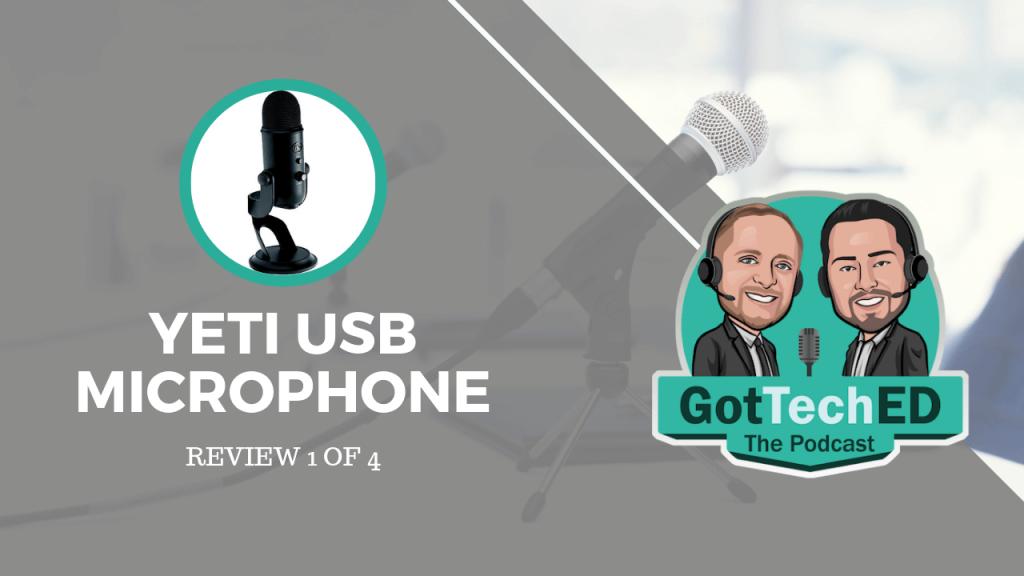 Yeti USB Microphone 1 of 4