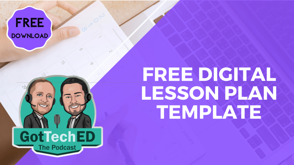 Free Digital Lesson Plan