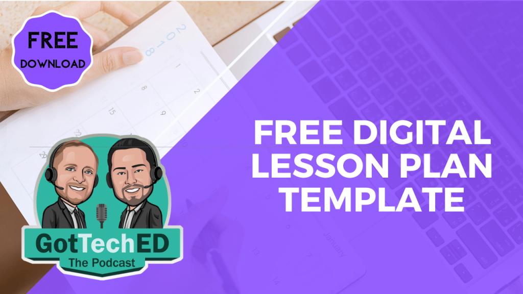 Free Digital Lesson Plan