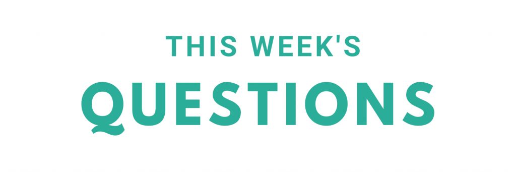 #EduMentor this weeks questions