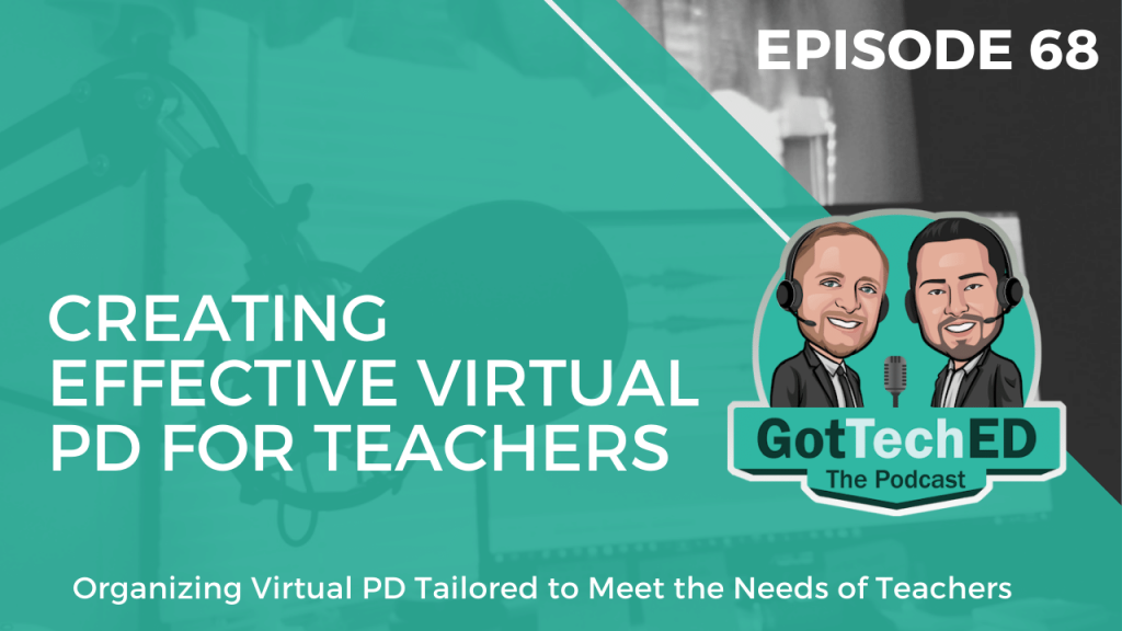 Episode 68 Professional Development
