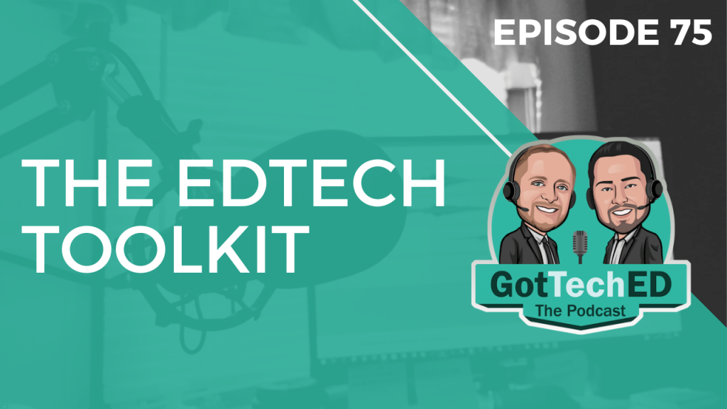 The Edtech Toolkit