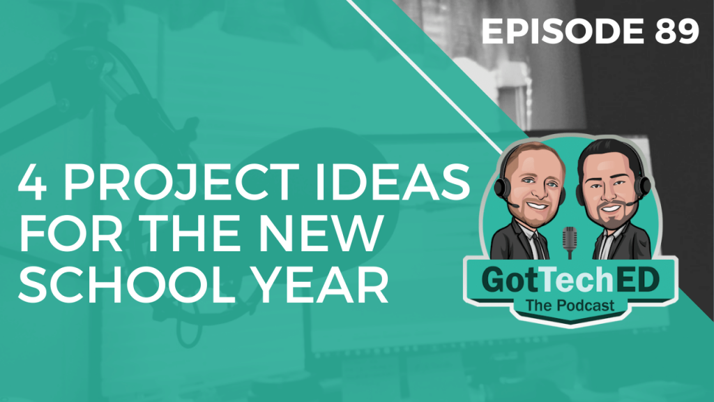 4 Project Ideas for the New School Year